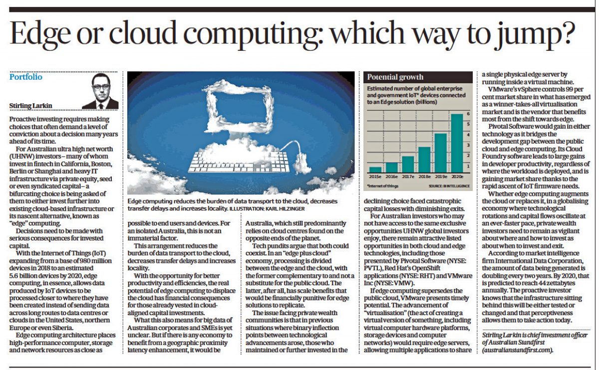 edge or cloud computing australian standfirst
