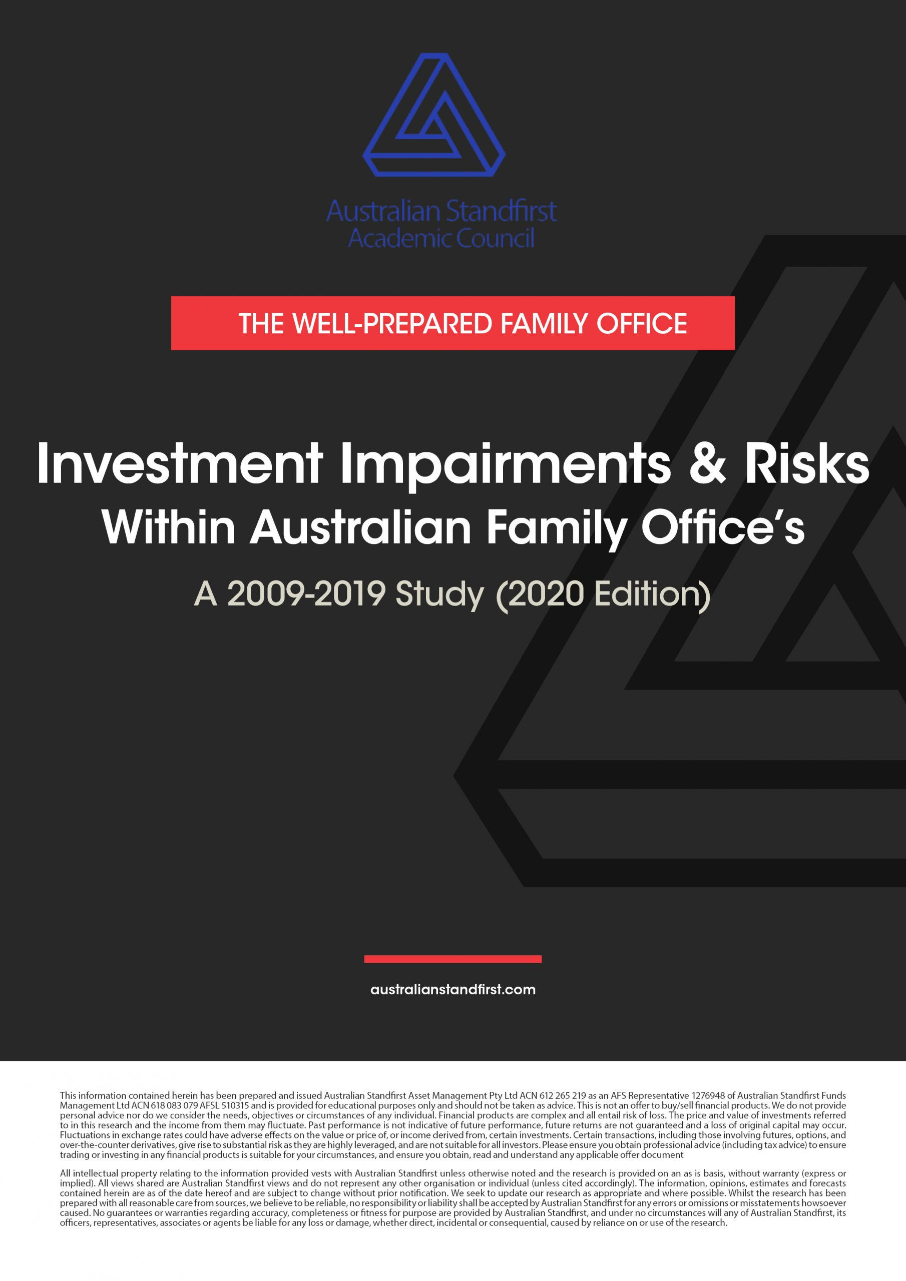 Australian_Standfirst_Investments_Impairments_And_Risks_Survey_2020_Edition